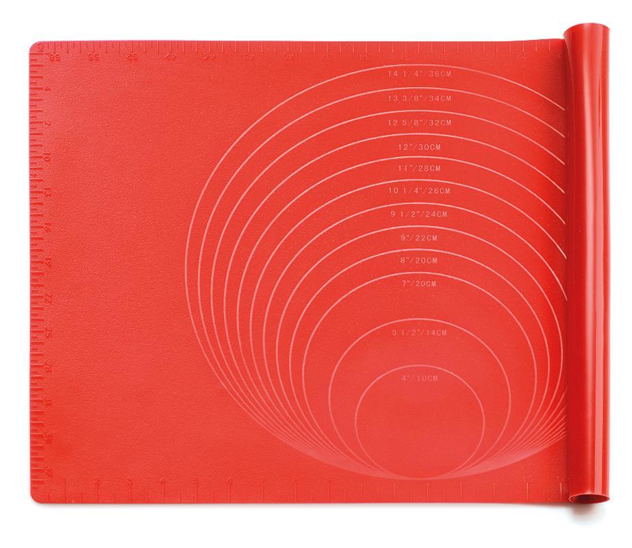 Podloga za pripremu tijesta za kolače Küchenprofi, 60x40cm