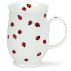 Šalica Dunoon Suffolk, bugs ladybird, porculan 0,31l