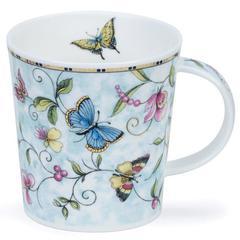 Šalica Dunoon Lomond, avalon butterfly, porculan 0,32l