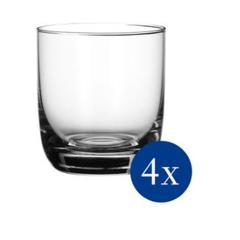 Čaše za whisky Villeroy&Boch 4/1 La Divina, kristalno staklo, 360ml