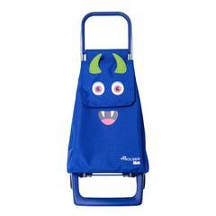Kolica Rolser Monster Kid MFJoy2 Azul, plava