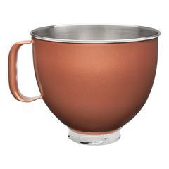 Zdjela metalna 4,8l KitchenAid, copper pearl NOVO!
