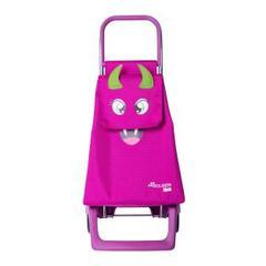 Kolica Rolser Monster Kid MFJoy2 Lime, pink