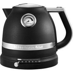 Kuhalo za vodu KitchenAid Artisan 1,5l, cast iron black