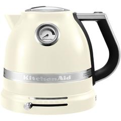 Kuhalo za vodu KitchenAid Artisan 1,5l, almond cream