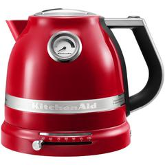 Kuhalo za vodu KitchenAid Artisan 1,5l, empire red
