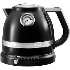 Kuhalo za vodu KitchenAid Artisan 1,5l, onyx black