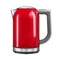 Kuhalo za vodu KitchenAid 1,7l, empire red