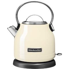 Kuhalo za vodu KitchenAid 1,25l, almond cream