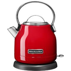 Kuhalo za vodu KitchenAid 1,25l, empire red