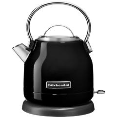 Kuhalo za vodu KitchenAid 1,25l, onyx black