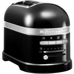 Toster KitchenAid Artisan - 2 utora, onyx black