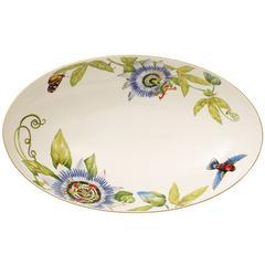 Zdjela ovalna Villeroy & Boch Amazonia, 38x22cm