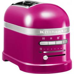 Toster KitchenAid Artisan - 2 utora, raspberry ice