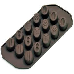"Kalup za praline ""kava"" Kaiser, silikon, za 150g čokolade"