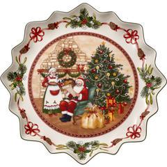 Pladanj duboki okrugli Božić, Villeroy & Boch Toys Fantasy, 39cm, poklon pakiranje