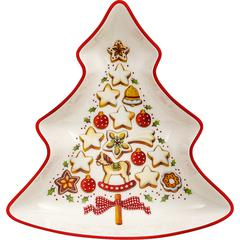 Zdjela bor Božić, Villeroy & Boch Winter Bakery Delight  17cm, poklon pakiranje