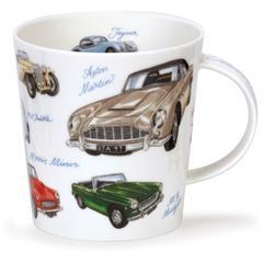 Šalica Dunoon Cairngorm, auti, porculan 0,48l