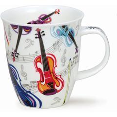 Šalica Dunoon Nevis, glazba, porculan 0,48l
