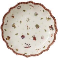 Zdjela Božić, Villeroy & Boch Toys Delight bijela 16cm