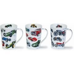 Šalica Dunoon Argyll, motorsport, porculan 0,5l