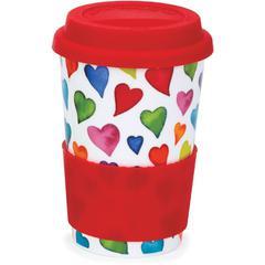 Šalica Dunoon Travel mug, Warm herats 0,44l