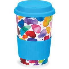 Šalica Dunoon Travel mug, Blobs 0,44l