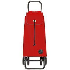 Kolica za kupovinu Rolser I-Max MF Logic Dos+2 (4 kotača), preklopna, crvena