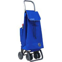 Kolica za kupovinu Rolser Pack Termo MF Logic Tour (4 kotača, 2 rotirajuća), preklopna, plava