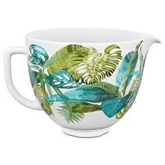 Zdjela keramička KitchenAid, 4.7l floral  NOVO!!