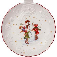 Pladanj duboki okrugli Božić, Villeroy & Boch Toys Fantasy, 25cm, poklon pakiranje