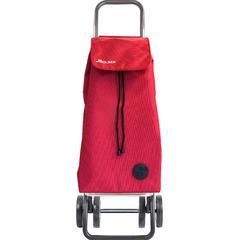 Kolica za kupovinu Rolser I-Max Termo Zen Dos+2 (4 kotača), crvena