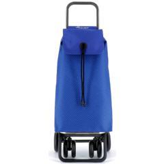 Kolica za kupovinu Rolser I-Max Ona Logic Tour (4 kotača) 2 rotirajuća, preklopna, plava