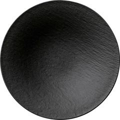 Zdjela Villeroy & Boch Manufacture Rock, 29cm crna