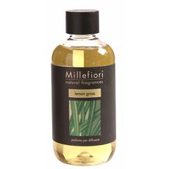 Refil za difuzor Millefiori natural, Lemon grass 250 ml