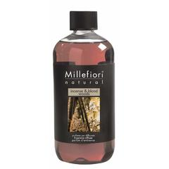 Refil za difuzor Millefiori natural, Incense & blond woods 250 ml