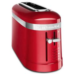 Toster KitchenAid Design s jednim utorom – 2 šnite, empire red