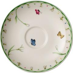 Tanjurić za šalicu za kavu Uskrs Villeroy & Boch Colourful Spring, 14cm
