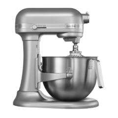 Mikser KitchenAid Heavy Duty, 6.9l silver metalik