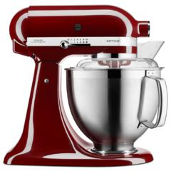 Mikser KitchenAid 185, crimson red