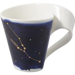 Šalica NewWave Stars Taurus/ Bik Villeroy & Boch, 0,3l