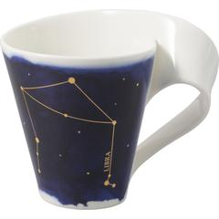 Šalica NewWave Stars Libra/ Vaga Villeroy & Boch, 0,3l