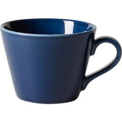 Šalica za kavu like.by Villeroy & Boch Organic dark blue, 0,27l