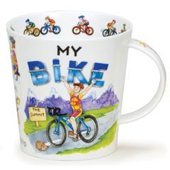 Šalica Dunoon Cairngorm, My Bike, porculan 0,48l
